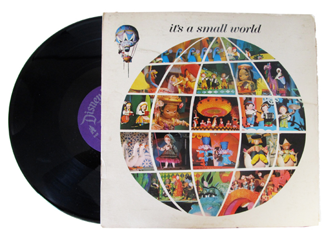 Vintage vinyl its a small world the disney sophisticate its a small world would go on to become the most successful song for the sherman brothers and disney it was recorded more times and in more languages publicscrutiny Images