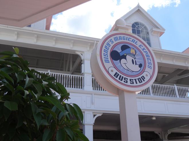 Disney's Magical Express Sign